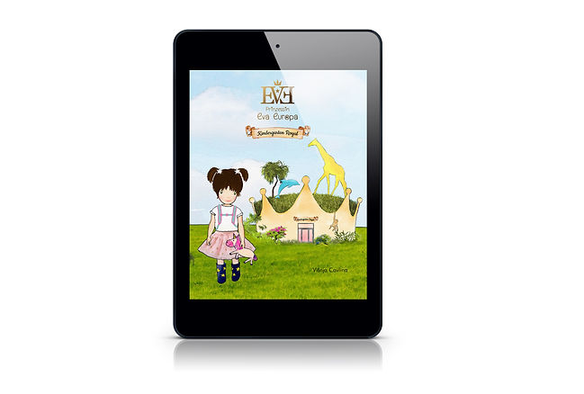 Prinzessin Eva Europa Kindergarten Royal eBook Kindle