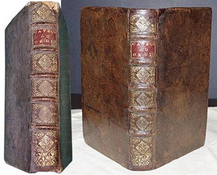Livre XVIII° siècle