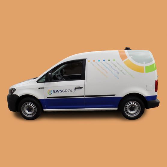 EWS Group - VW Caddy