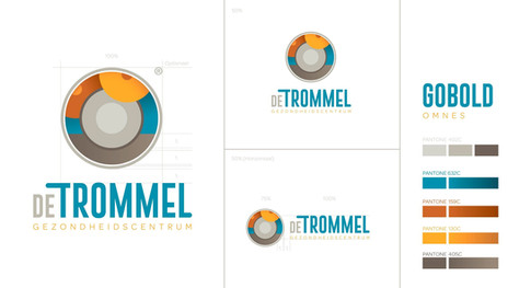 Logo richtlijnen en kleurpalet