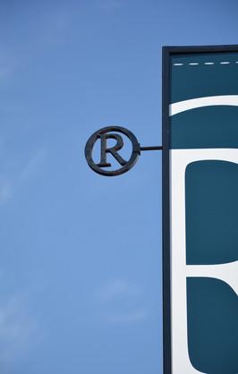 Advertentieplek met Rosada beeldmerk
