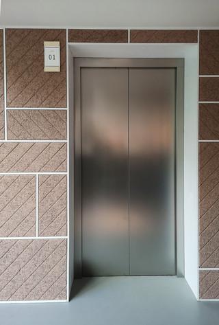 Bewegwijzering - lift