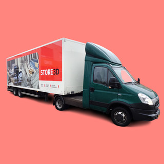 Autobelettering - Iveco Daily