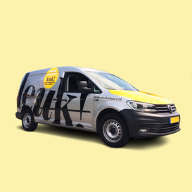 Leuk! makelaars - VW Caddy Maxi