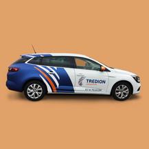 Tredion ICT - Renault Mégane