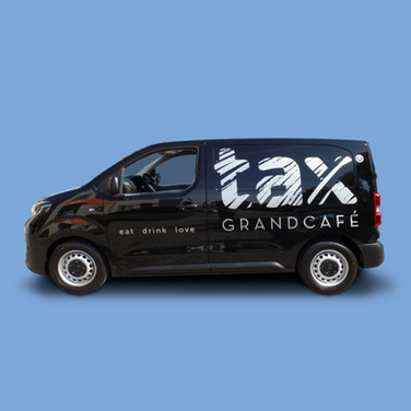 Grand café TAX - Toyota ProAce
