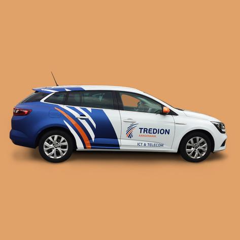 Autobelettering - Renault Mégane