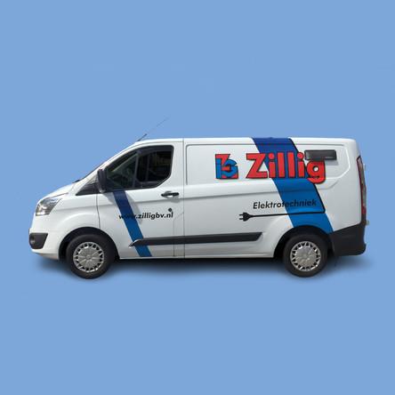 ZiIllig Elektrotechniek - Ford Transit