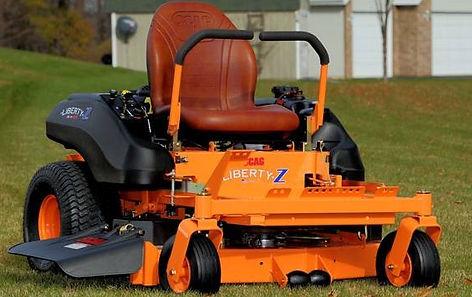 LakeAnnaTractor   Scag Lawnmower's