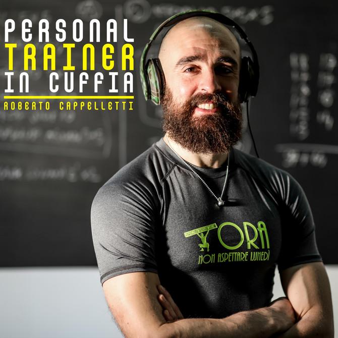 [PERSONAL TRAINER IN CUFFIA] allenamenti brevi adatti ad un principiante. PROVALI SUBITO