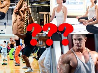 [GUIDA RAPIDA] Qual'è l'attività fisica più ADATTA A TE?