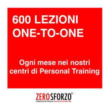La forza del metodo ZERO SFORZO è l'esperienza, il team.