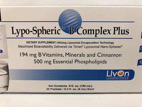 Lypo-Spheric B Complex Plus