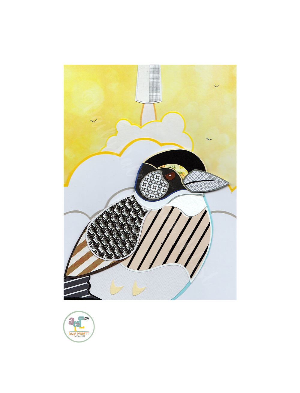 The Dusky Seaside Sparrow
