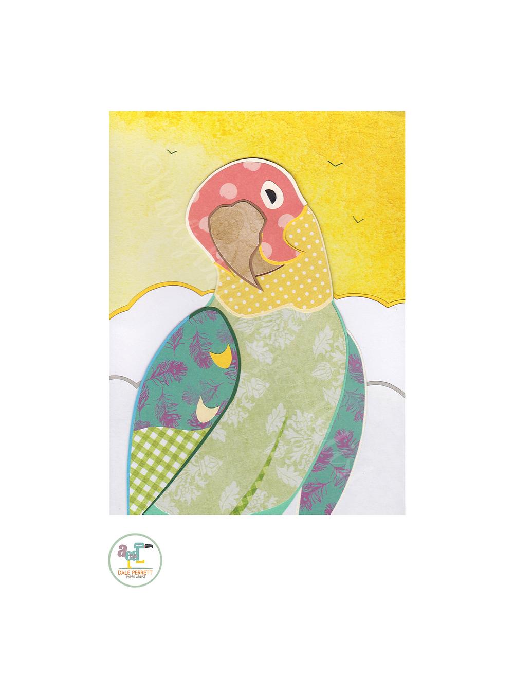 The Carolina Parakeet