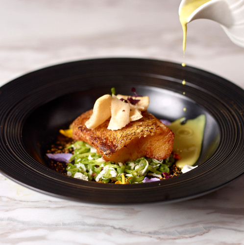 Chilean Sea Bass Moilee