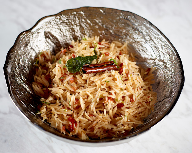 Barberry Pulao