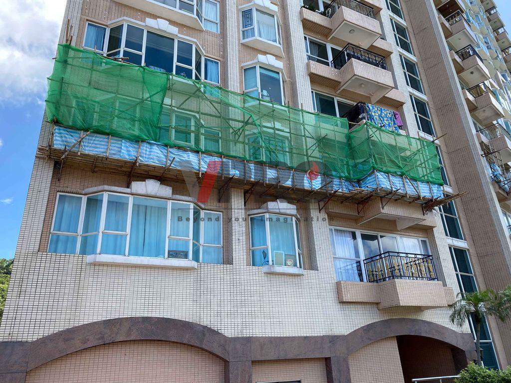 紅山半島住宅單位 外牆防水工程