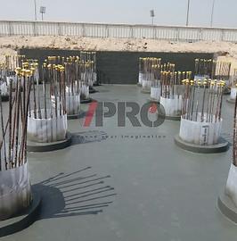 VIP coatings solution for Basement