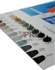 Ottoseal S70 - the absolute choice for natural stone sealants, offering you exciting colors for your interior design
