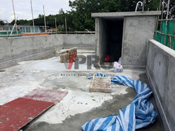 天面防水 Roof waterproofing by V-PRO Construction Material Ltd.