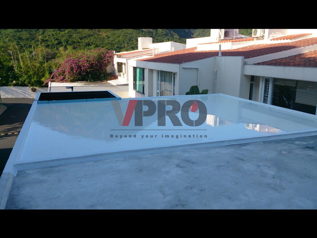 6_EvalonV_waterproofing_Garage_roofi