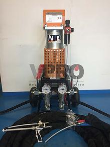 VIP LP2 Low-Pressure Spray Machine