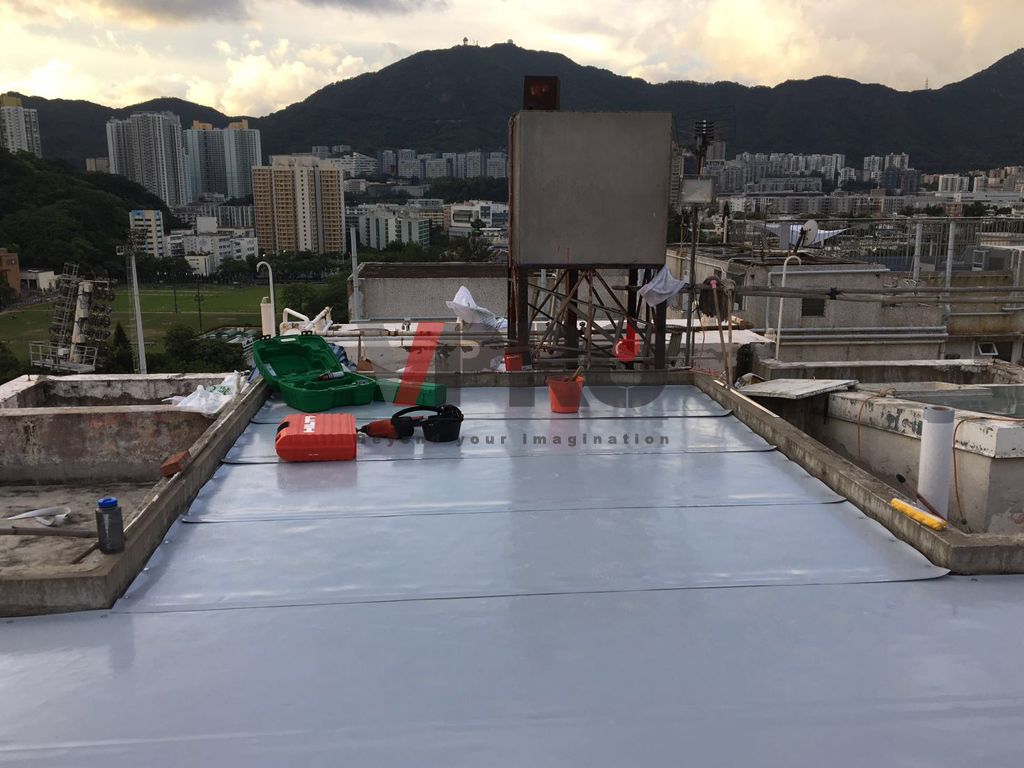 Waterproofing Systems In Local Projects