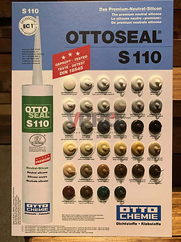 Ottoseal S110, the premium neutral silicone
