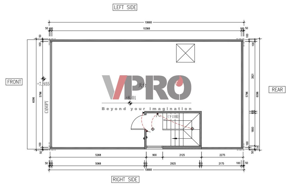 天面及浴室防水 Roof and Wetroom waterproofing by V-PRO Construction Material Ltd.