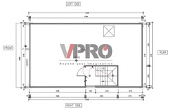 天面及浴室防水 Roof and Wetroom waterproofing by V-PRO Construction Material Ltd.