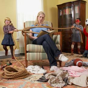 Сколько времени посвящать ребенку, мужу, жене, или себе? Как всё совмещать?
