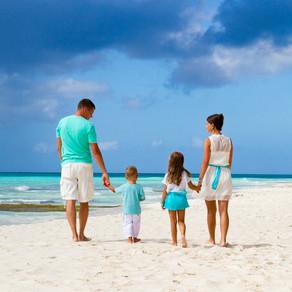 В отпуск с детьми или без? Разбираемся вместе.