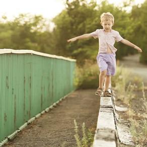 Как умеренно защитить ребёнка, чтобы поддержать страсть к развитию.