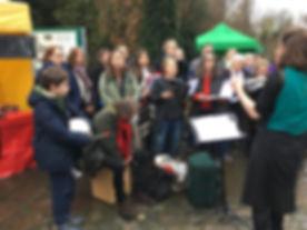 Boiler House Singers Abney Park