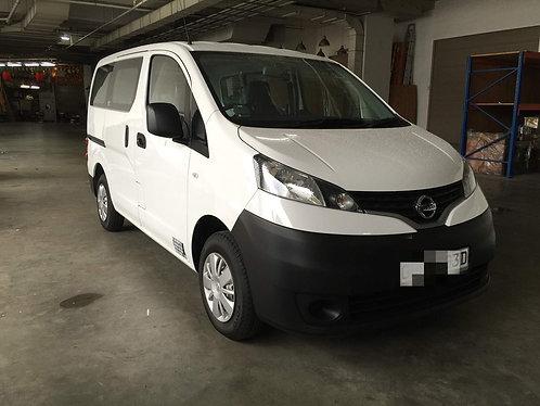 Nissan Nv200 Auto (Petrol)