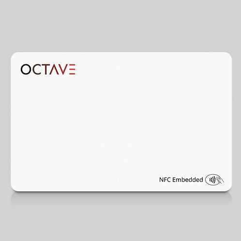 Octave Card