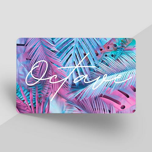 Octave Card Custom