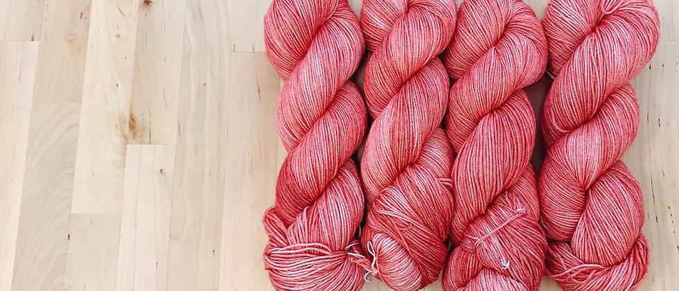 Bambino silk - Strawberry