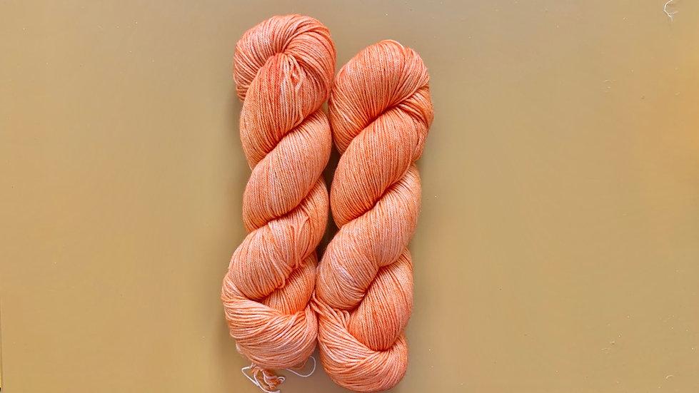 Bambino silk - Saffron Spice