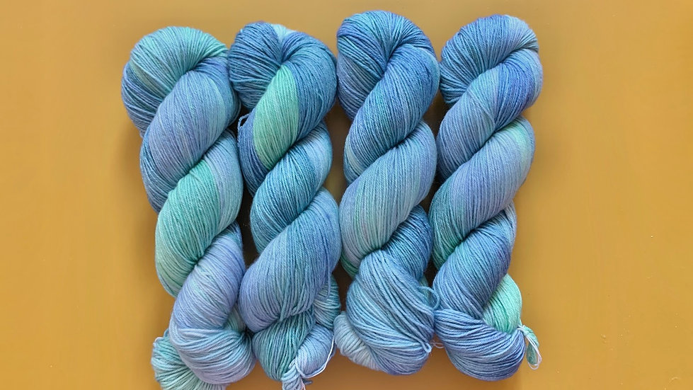 Sock - Bluee lapis