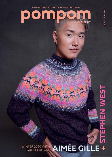Pom pom quaterly issue 35 print + digital