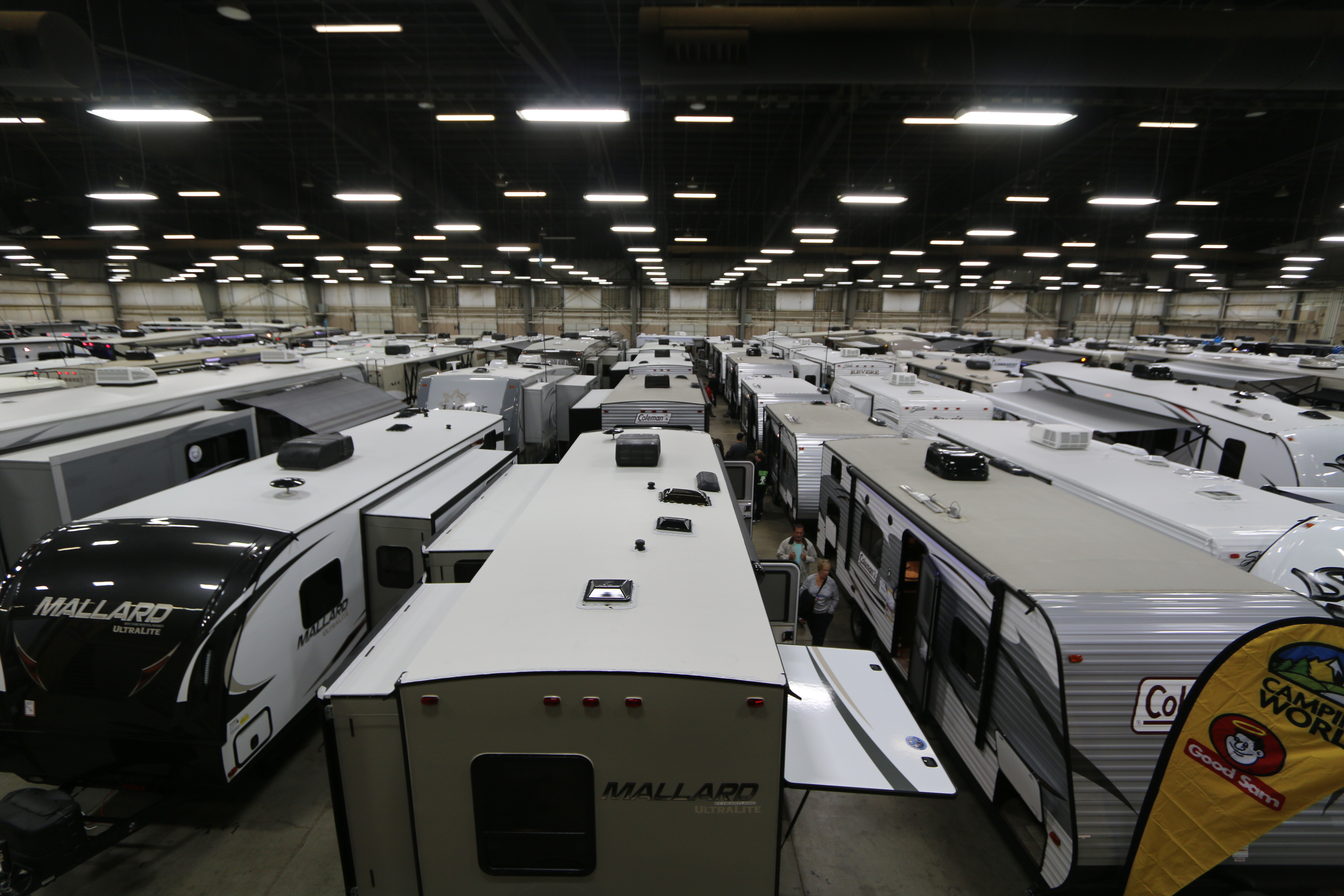 Ohio Rv Dealers >> Ohio Rv And Boat Show