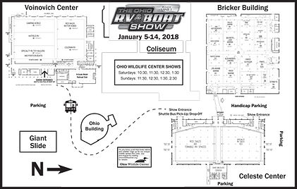 Ohio Expo Center Ohio RV and Boat Show