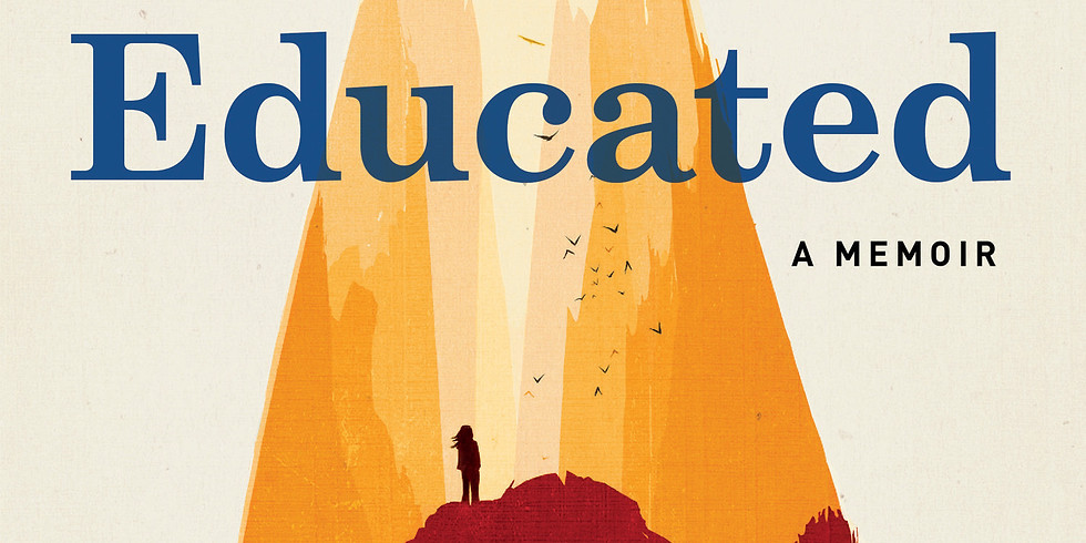 Annual Meeting and Book Discussion - Educated by Tara Westover