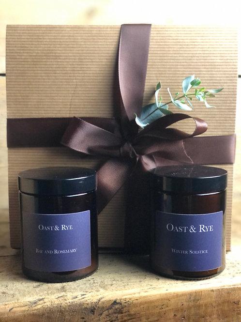 Candle Gift Box