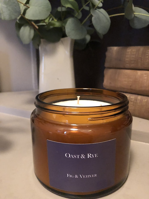 Fig & Vetiver Candle