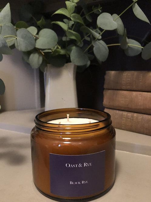 Black Rye Candle