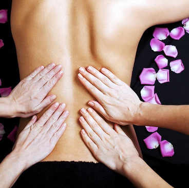 Body Bliss Massage and Day Spa Four Hand Massage