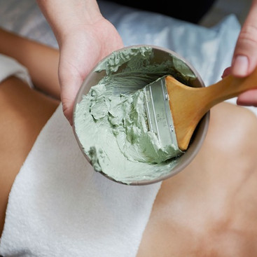 Body Bliss Massage and Day Spa Mud Body Wrap
